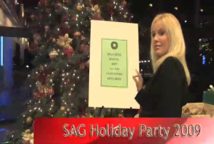SAG Holiday Party