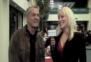 Patrick Fabian &amp; Danika Quinn