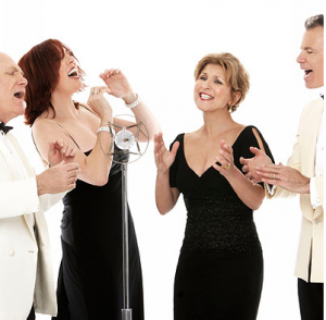 Tim Hauser, Cheryl Bentyne, Janis Siegel, Alan Paul Manhattan Transfer
