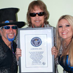 Liquid Blue sets Guinness World Record