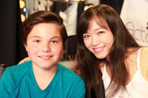 Zach Callison and Yi Tian on ActorsE
