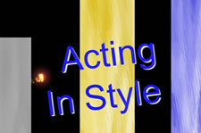 Acting in Style logo