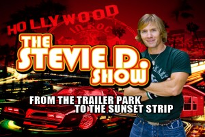 Catch funny and uplifting comedian, producer, and author Stevie D. each week for Actors Entertainment's new talk show, The Stevie D. Show (clever title, huh?!?).