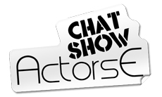 ActorsE Chat Show logo
