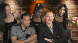 The EZ Show with Actor Cisco Reyes and The EZ Way Angels