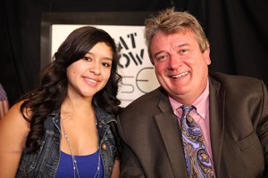 Chelsea Rendon and Kurt Kelly on ActorsE Chat