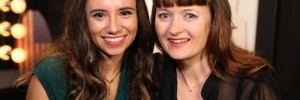 Ariel Fournier and Cerris Morgan-Moyer on ActorsE Chat