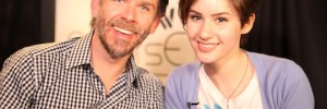 Brett Glazer and Katelyn Haynes on ActorsE Chat