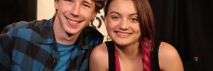 ActorsE Chat with teen actor Joey Luthman and teen actress host Laci Kay