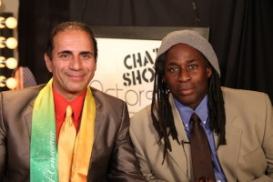 Antonio Gellino and Maurice Dwayne Smith on ActorsE Chat