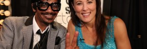 "Ron  ""Sammy"" Pritchard and Christie Philips on ActorsE Chat"