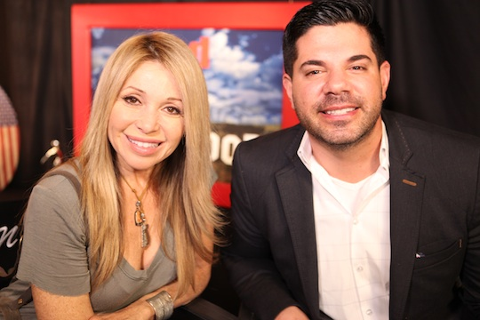 G-d in Hollywood with actress singer songwriter producer E.G. Daily and host Todd Coconato