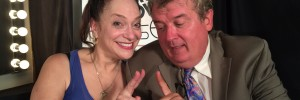Betsy Hammer and Kurt Kelly on ActorsE Chat Show