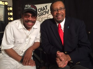 """John """"Sly"""" Wilson guests on ActorsE Chat with Ron Brewington"""
