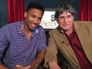 Norvell JiFloyd and John Michael Ferrari on ActorsE Chat