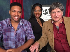 Norvell Ji'Floyd, Minnie Foxx, and John Michael Ferrari on ActorsE Chat