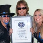 Liquid Blue sets Guinness World Record
