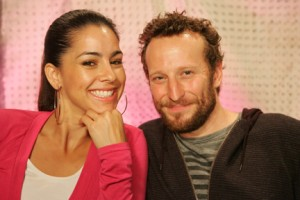 Marta McGonagle and Bodhi Elfman