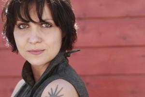 Model Anne Beyer