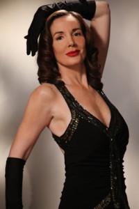 Actress Hélène Cardona photo by John Michael Ferrari