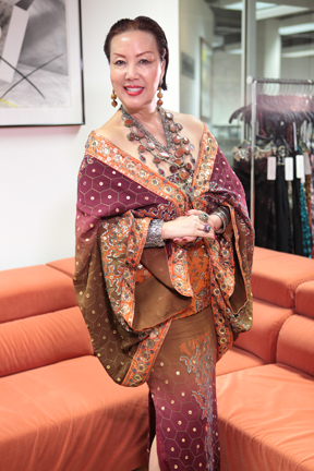 Sue Wong photographed by John Michael Ferrari 2013