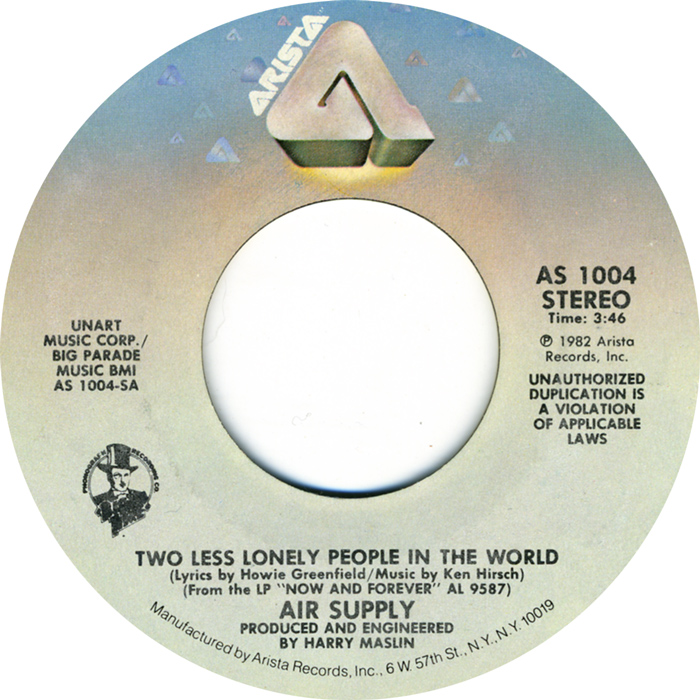 air-supply-two-less-lonely-people-in-the-world-arista