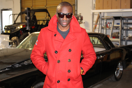 Sam Sarpong by Jeremiah Levy