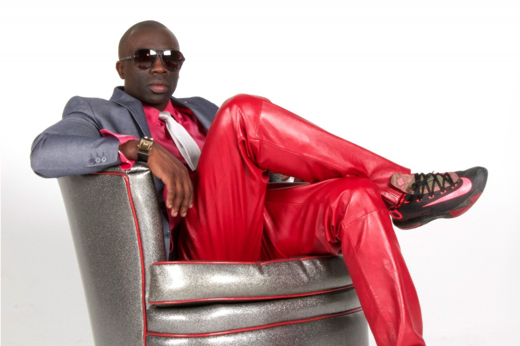 Sam Sarpong in revere magazine