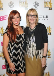 Brittany Ann Reimann, Creative Coordinator BeautyMakers of America Cast Stars and Annie Casciola, Co-Executive Producer