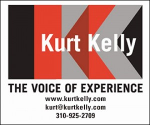 Kurt Kelly, the Voice of Experience