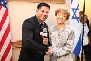 Patricia Johnson, Exec Dir Israel Christian Nexus