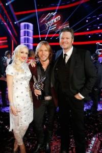 With_Christina Aguilera_Blake_Shelton