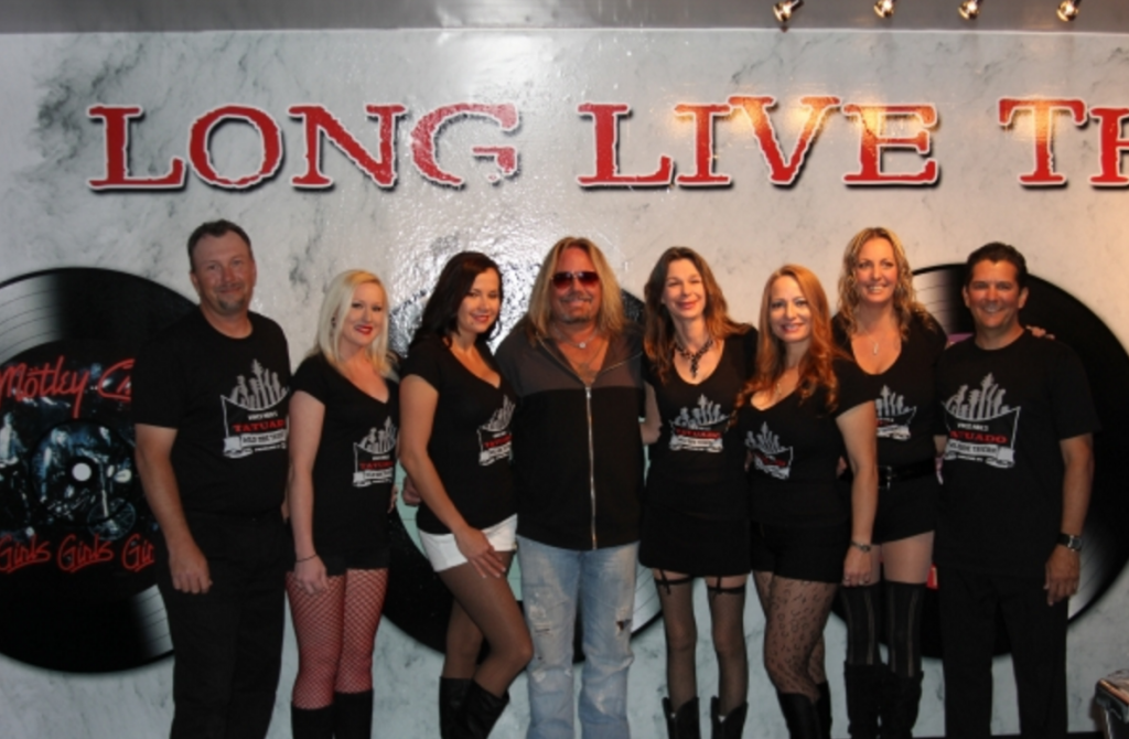 Vince Neil of Motley Crue and other Wild Life Peeps