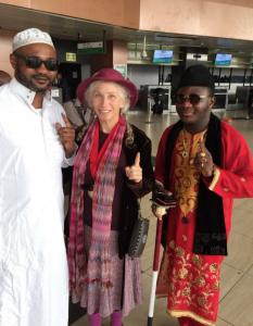 Alhaji Abdulmalik Mada Ejarune, Pepper Jay, Emperor-Alafia Adeoba Amitabha Shalom