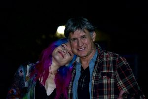 Allison Iraheta and John Michael Ferrari